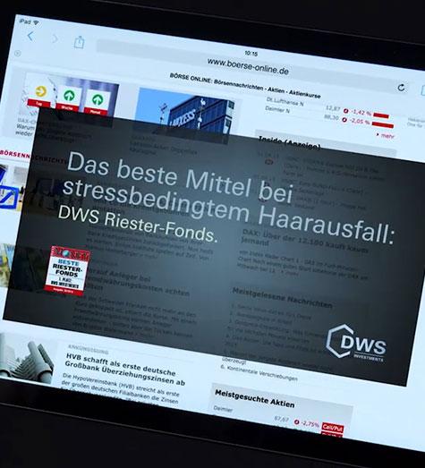 Digitales Härchen pusht Riester-Rente