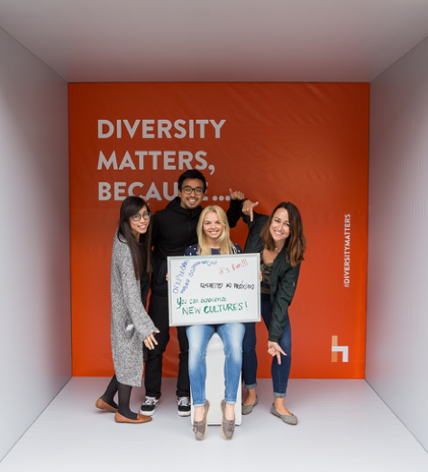 #DiversityMatters